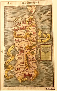 Cartina Antica Sardegna.Sardegna Sigismondo Arquer Racconti Cultura Collezione Vendita